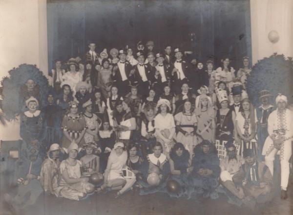 Baarnsch Lyceum Diesfeest 1928