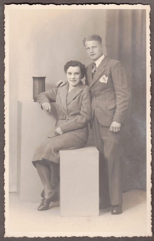 Maagje Breunesse en Hendrik de Ruig