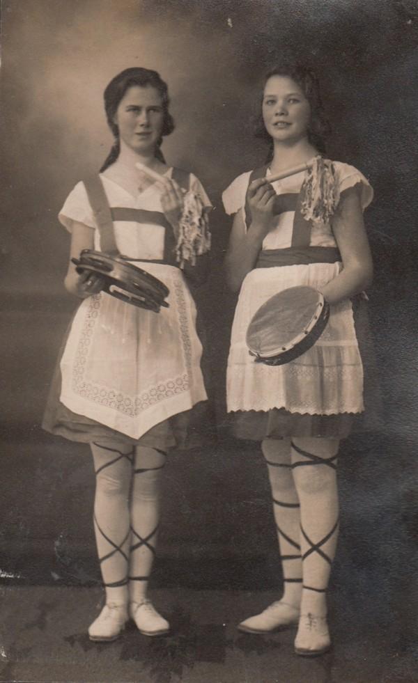Francisca Johanna Everdina Limper en Gijsbertha Ravenhorst