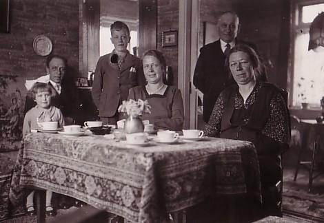 Familie Jansen / Van Zijst / Lejeune