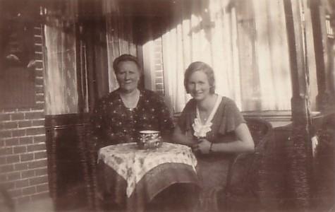 Anna Maria Louisa Verdonk en Geurtje van den Brakel