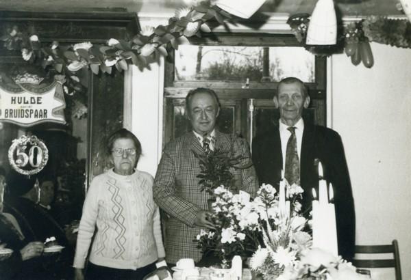 Wilhelmine Daub, Rijk Hartog en Pieter Hartog
