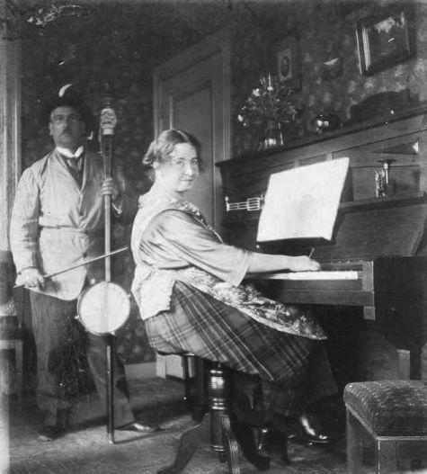 Thomas Henricus Marie Terwee en Wilhelmina Hallebeek