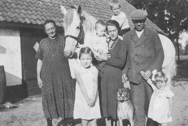 Familie Verhagen / Drost