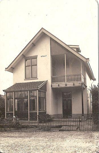 Huis Smutslaan 6 in Baarn