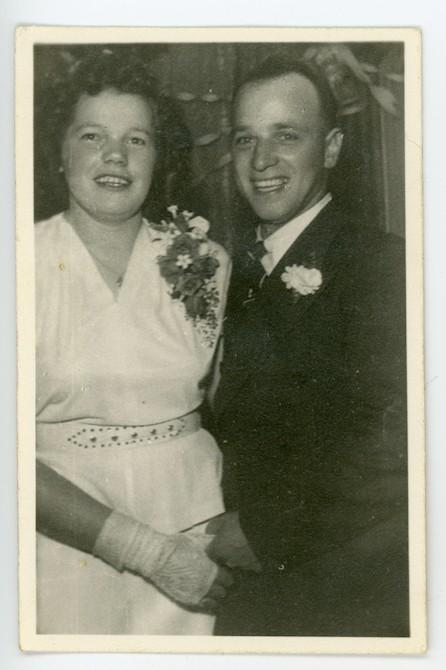Cornelia Mol en Stanley Doran
