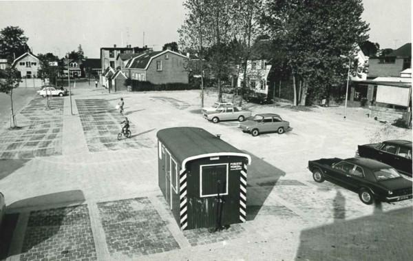 Parkeerterrein tussen Laanstraat en Eemnesserweg Baarn