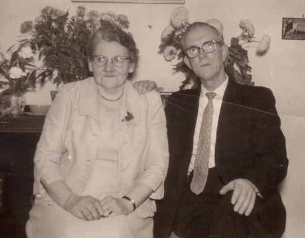 Johanna Hendrika Muller en Louis Ravenhorst