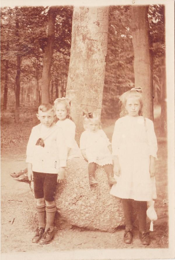 Kinderen van  Hendrik Beukema en Evertje van Geffen