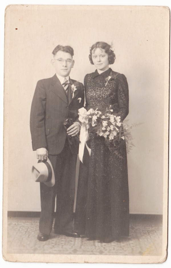Thedorus Morren en Gijsje van Egdom