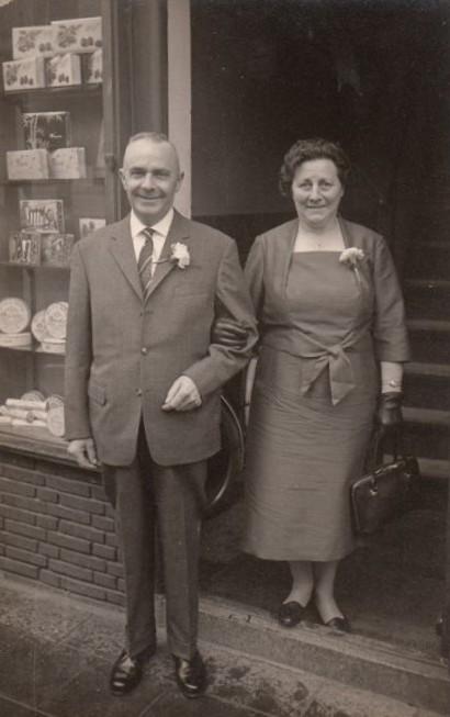 Gerard Bernard Klaassen en Geertruida Breunesse