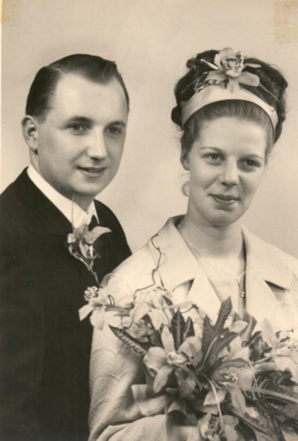 Theunis Dorland en Elisabeth Catharina Maria Buurman