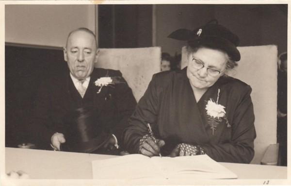 Goossen Vervat en Hendrika Maria Costerus