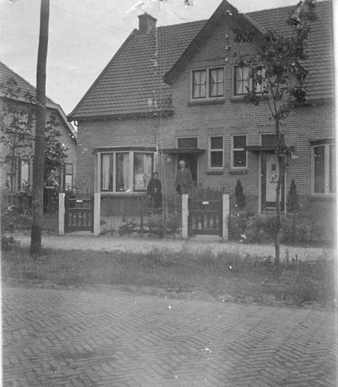 Willem Lodewijk Langenberg en Hanna Kappers