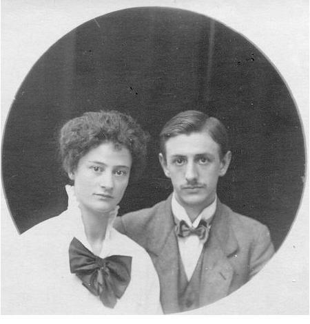 Christina Wilhelmina Hendrika Langenberg en Jacob Wolfswinkel