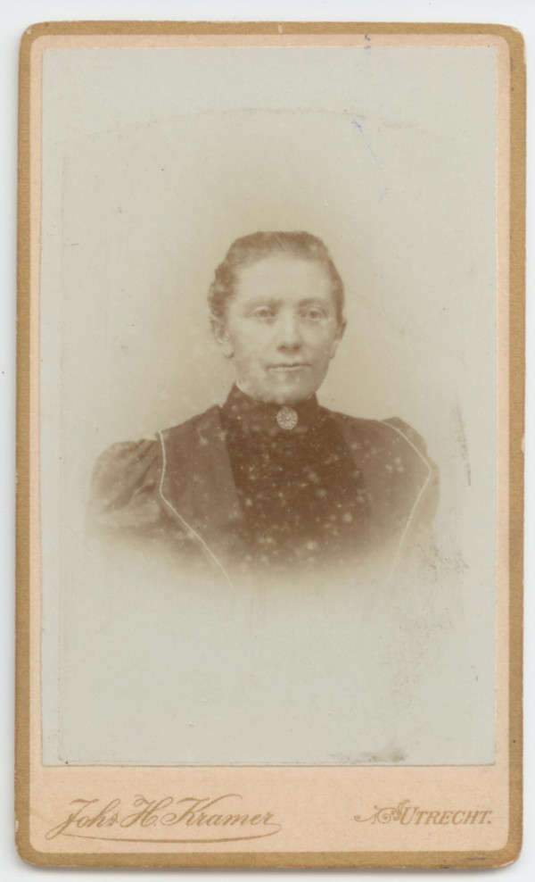 Johanna Maria de Jong