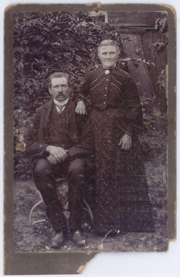 Peter Frans Koops en Paulina Josepha van Veldhuijsen