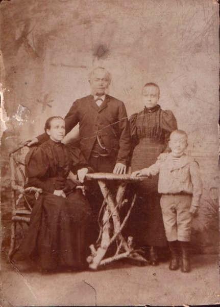 Familie Lokman / Kerkhoven