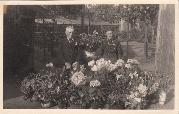 Evert van de Pol en Cornelia Camper 40 jaar getrouwd