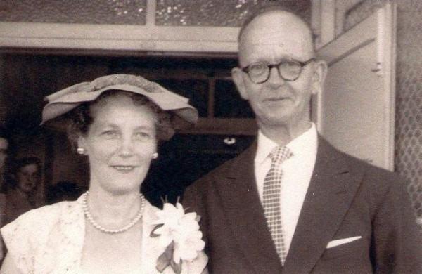 Gerdina Maria Docter en Marinus van den Brink
