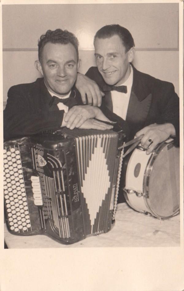 Johannes Gerrit van de Pol en Tonny de Vries