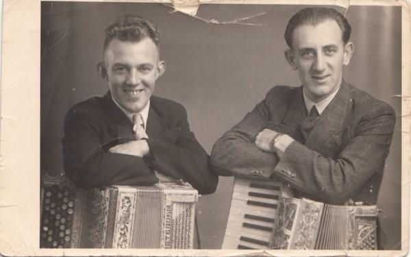 Johannes Gerrit van de Pol en Hendrik Mooij