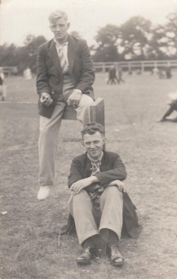 Jan Aart Ligtenberg en Johannes Gerrit van de Pol