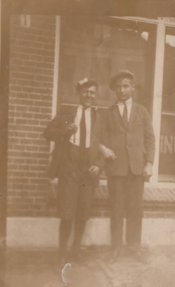Johannes Gerrit van de Pol en Herman van de Vlekkert