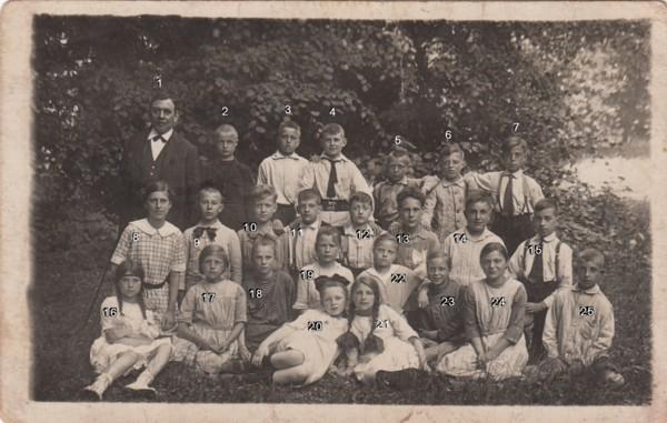 Hervormde School 1923