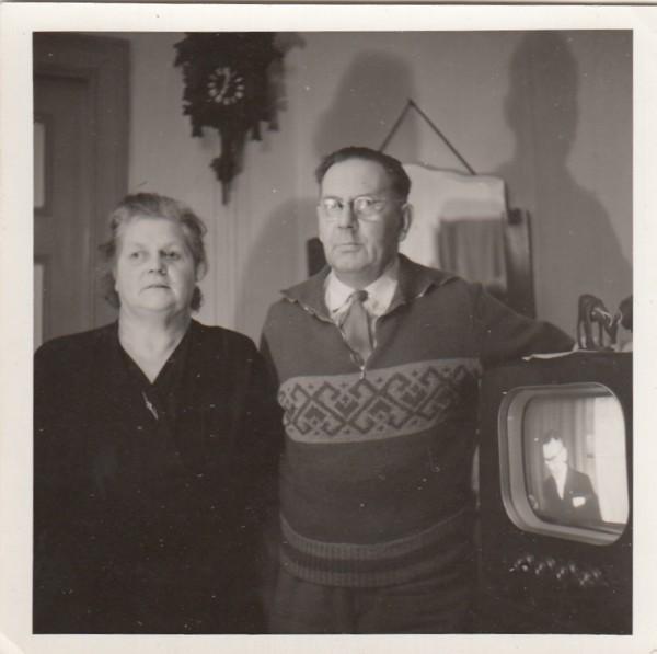 Marianne Antonette Limper en Jacob Buitenhuis
