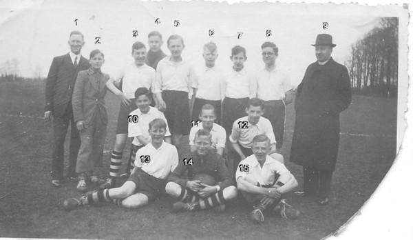 Foto  Voetbalvereniging Eemland