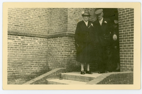 Willem Mol en Willempje Middendorp