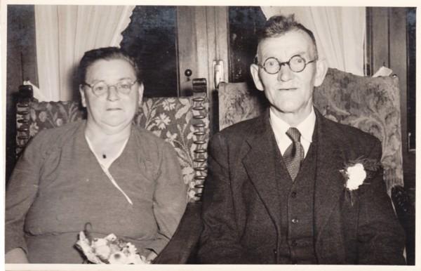 Everdina Limper en Teunis Ravenhorst