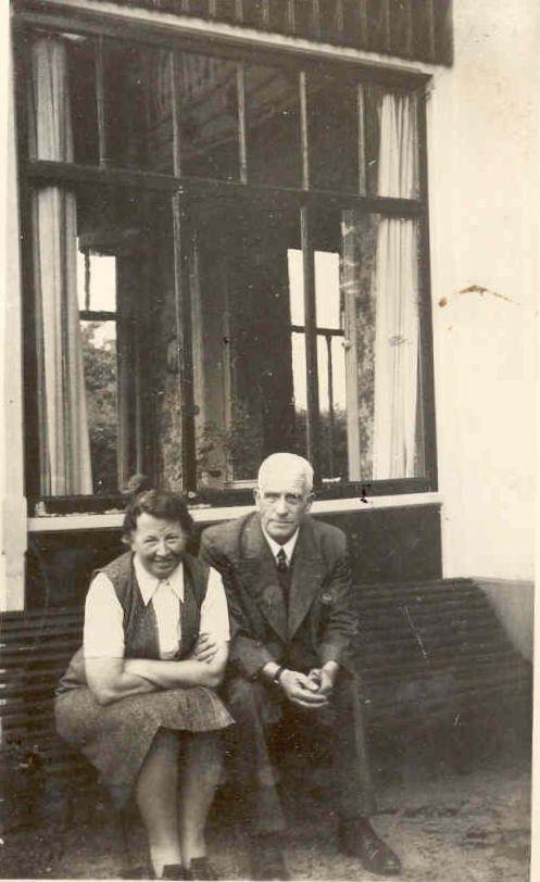 Wilhelmina Hallebeek en Thomas Henricus Marie Terwee