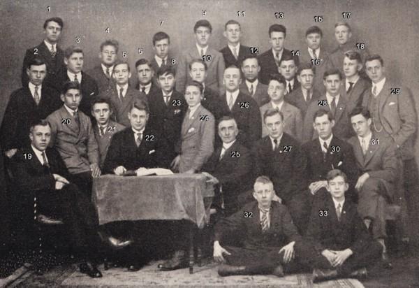 Gereformeerde Jongelingsvereniging uit Baarn