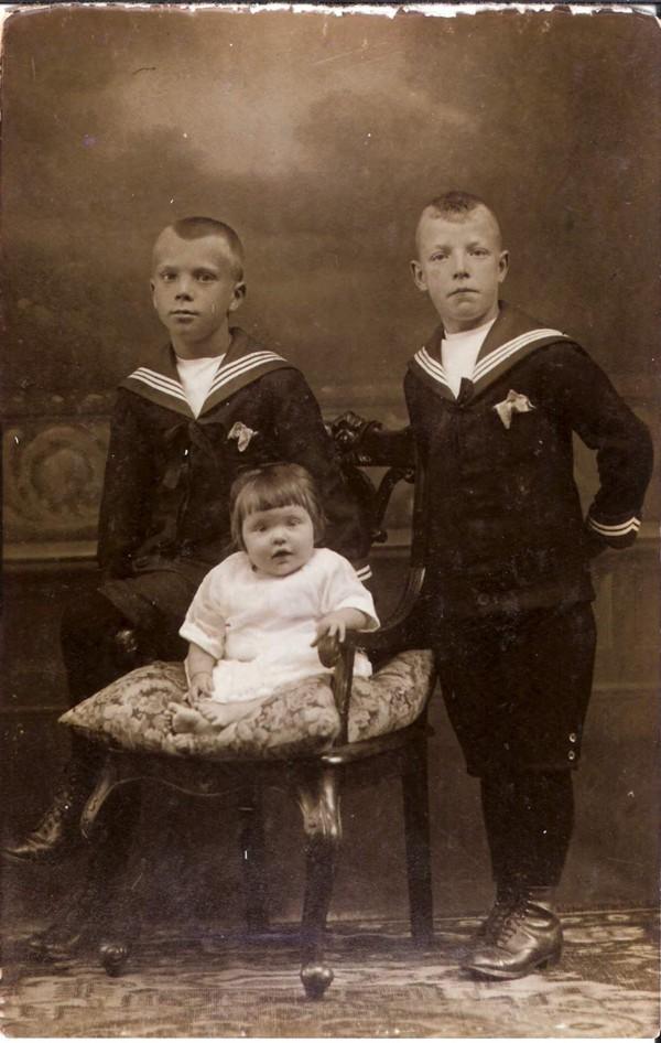 Jacobus Ravenhorst, Alida Gijsbertje Ravenhorst en Matthijs Ravenhorst