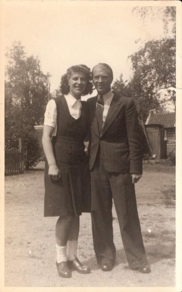 Geertrui Johanna Philipsen en Jacobus Ravenhorst