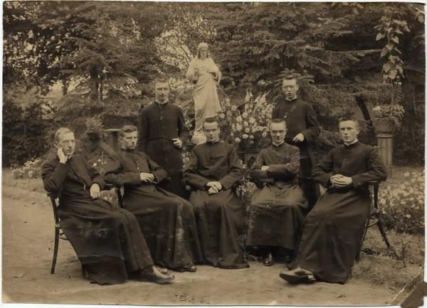 Priesterinwijding Bernardus Johannes van Klaarwater