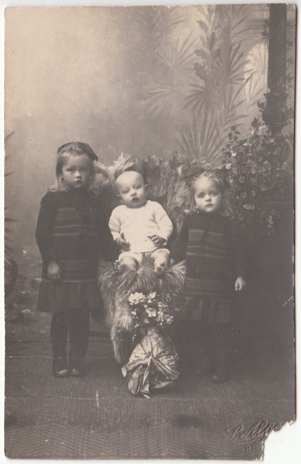 Geiske, Fetze en Grietje Wynia