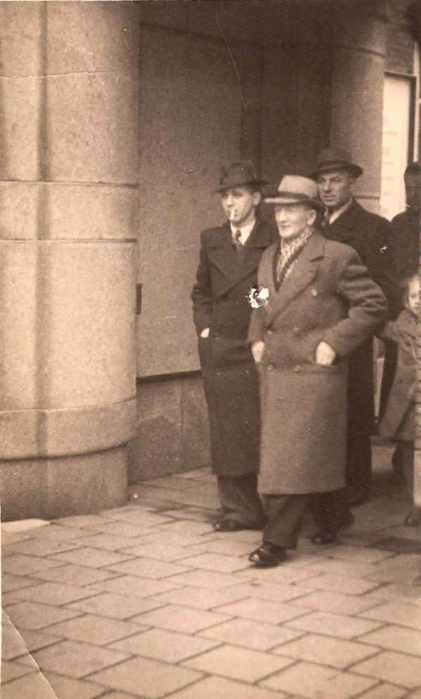 Anthonius Franciscus Philipsen, Matthijs Ravenhorst en George Pieter Philipsen