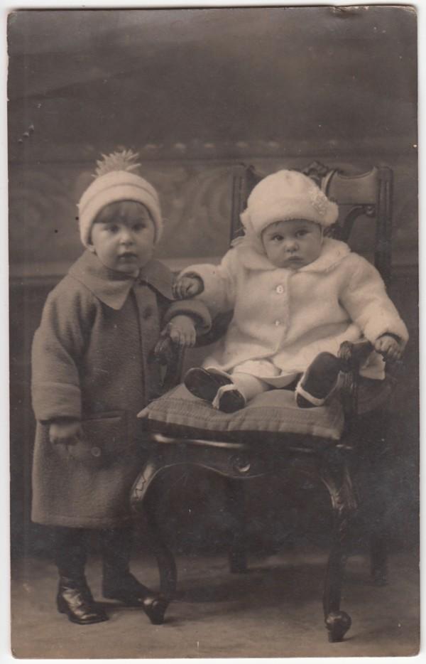 Wilhelmus Gozewinus Gerardus Vermeulen en Berendina Maria Wilhelmina Vermeulen