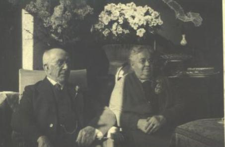 Dirk Frederik van den Berg en Maria Catharina de Wilde 50 jaar getrouwd