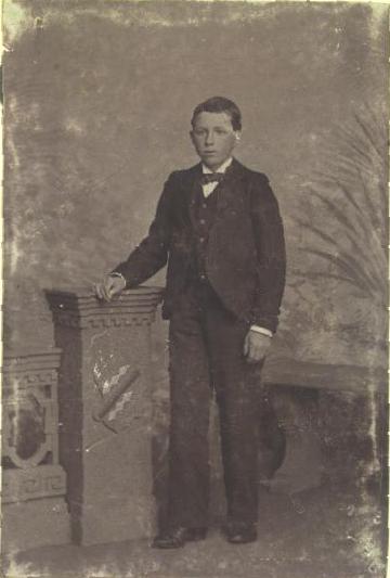 Johannes Casparus van den Berg