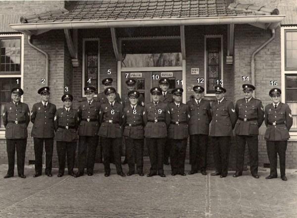 Reservepolitie Baarn