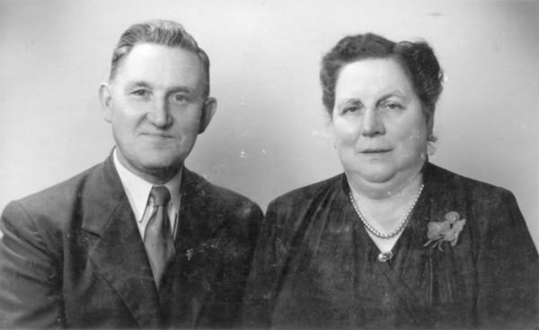 Gerardus Gijsbertus de Bruijn en Catharina Elisabeth Vermeulen