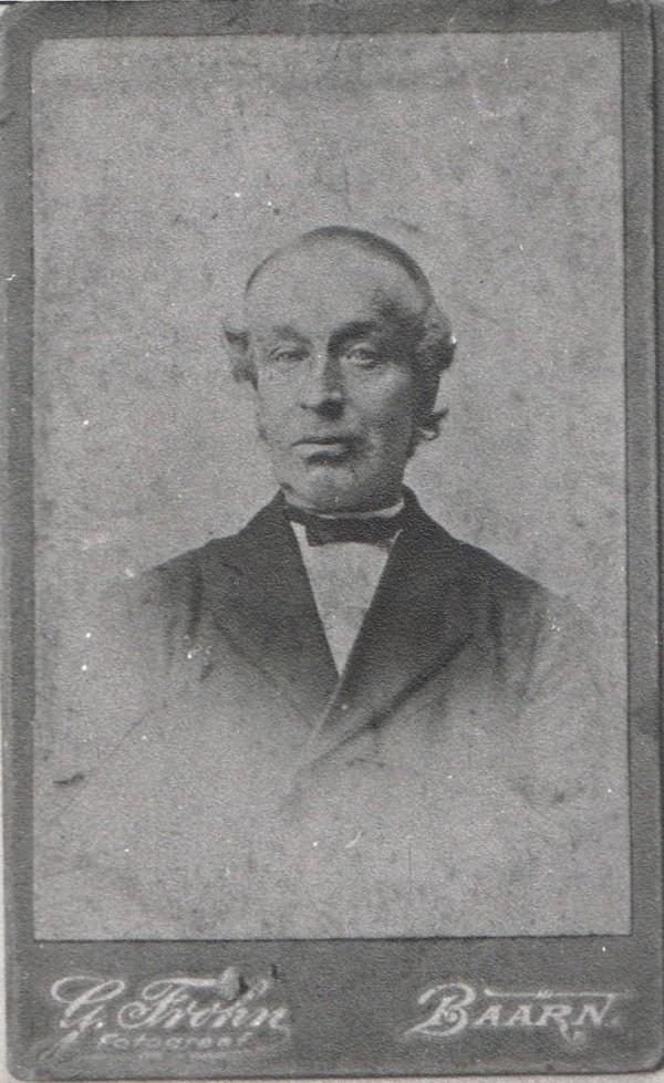 Anthonie Martinus van Klaarwater
