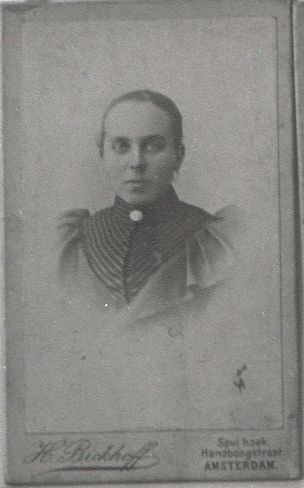 Catharina Frederika van Klaarwater