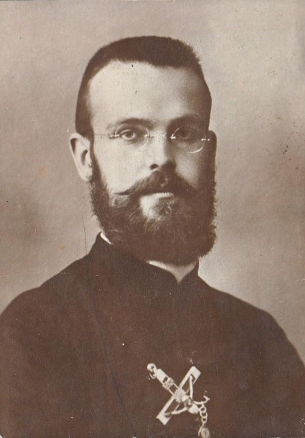 Bernardus Johannes van Klaarwater