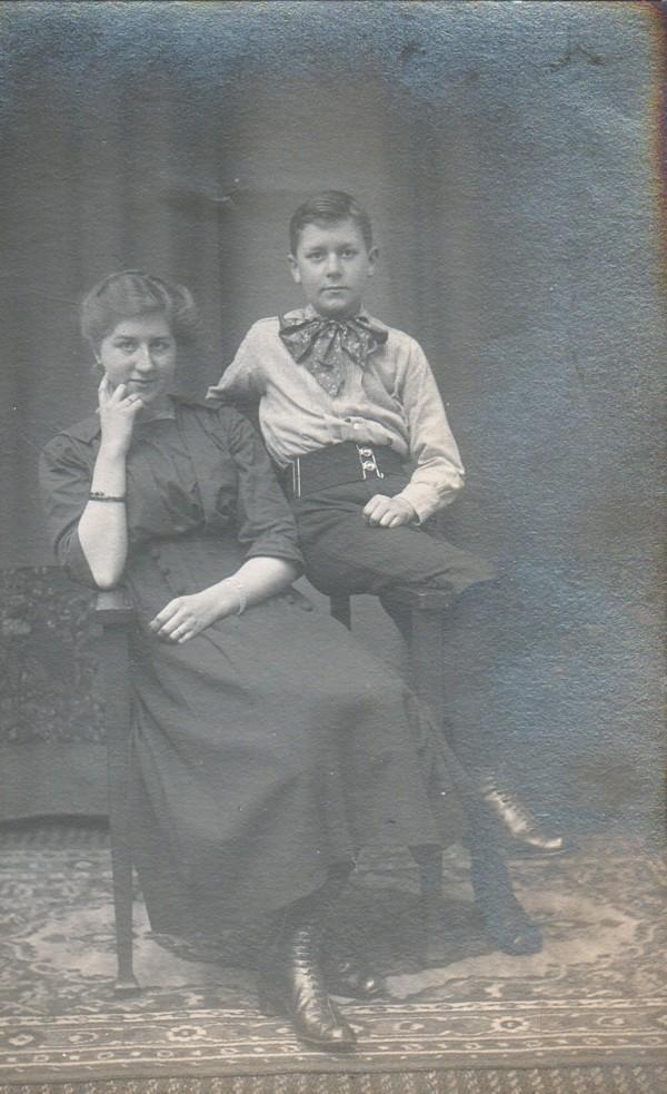 Jacoba Johanna van Klaarwater en Johannes Wilhelmus van Klaarwater