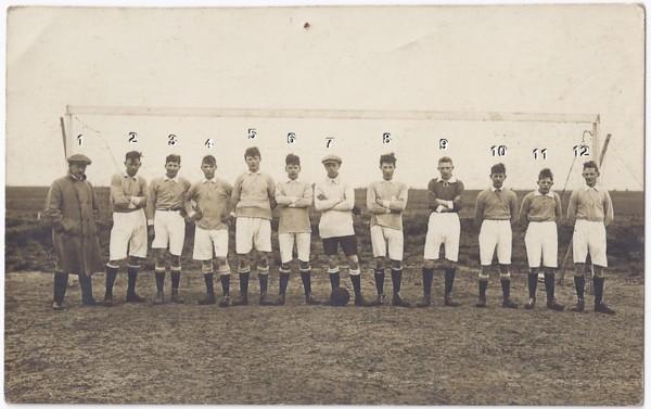 Foto  Voetbalclub TABOR Baarn